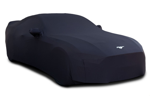 Ford Mustang ModaStretch Indoor Car Cover (side)