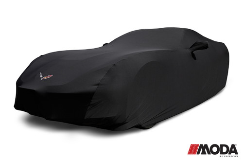 C7 Corvette ModaStretch Indoor Car Cover (left)