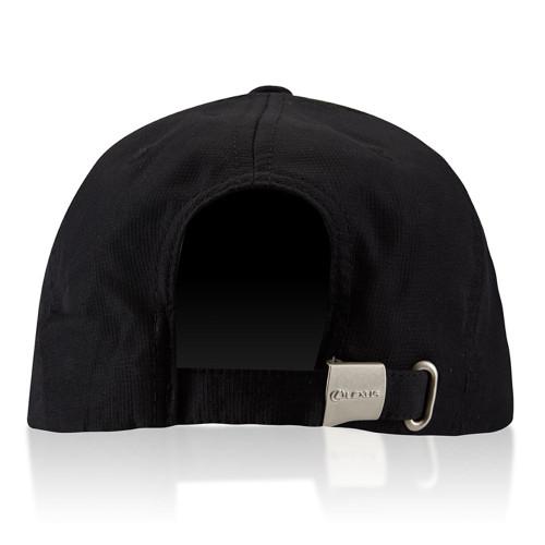 Lexus Black Liquid Metal Performance Hat (back)