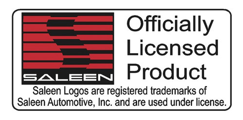 Saleen Official Licensed Product Logo