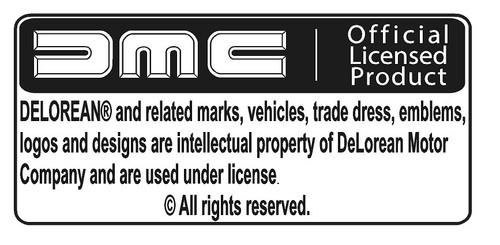 DeLorean OLP Logo