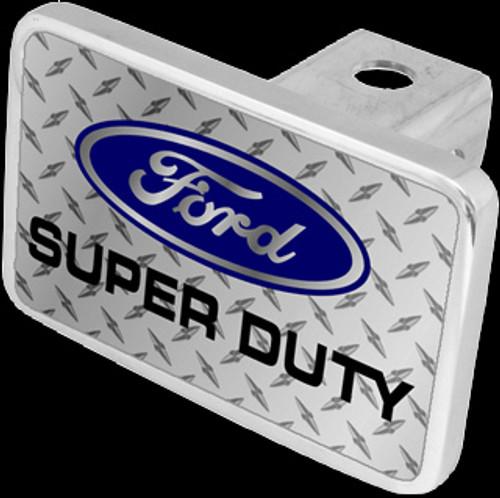 Super Duty Hitch Plug