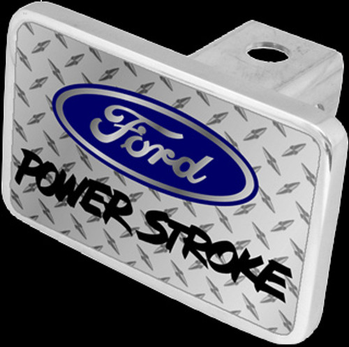 Power Stroke Hitch Plug