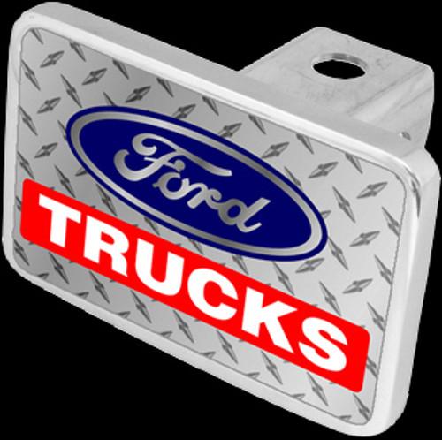 Ford Truck Hitch Plug