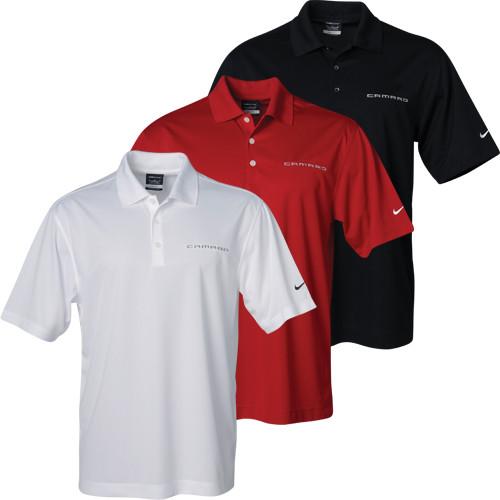 Camaro Nike Polo Shirt