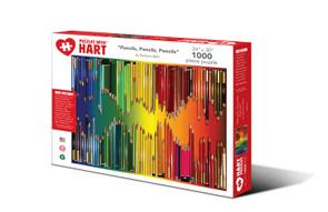 """Hart Puzzle """"Pencils, Pencils, Pencils"""""""