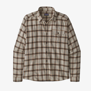 Patagonia Lightweight Fjord Flannel Long-Sleeve