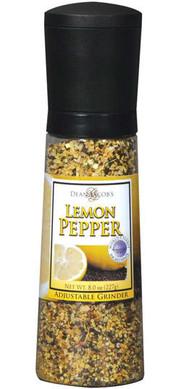 Lemon Pepper Jumbo Grinder 8oz.