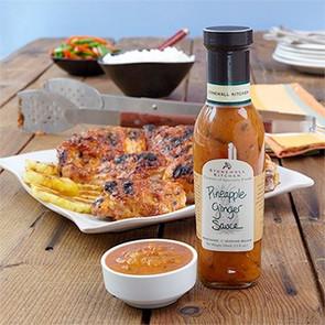Pineapple Ginger Sauce 131142-Stonewall Kitchen