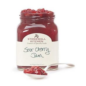 Sour Cherry Jam, 101323-Stonewall Kitchen