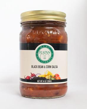 RAINS Black Bean & Corn Salsa