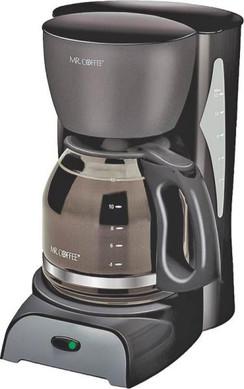 12 Cup Coffee Maker-Black