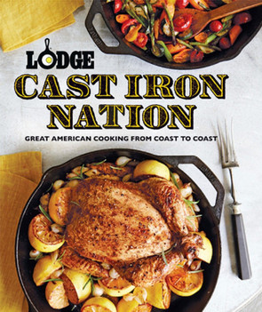 Lodge® Cast Iron Nation Great American Cooking from Coast to Coast, CBCIN-Lodge
