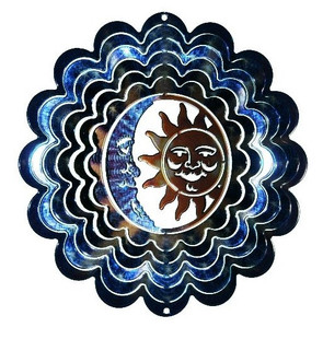 Sun & Moon, Md. Blue/Copper, 101104011-Next Innovations