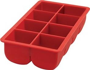 Big Block Silicone Ice Cube Tray