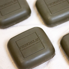 Simply Be Well - French Clay Treatment Bars, Set of 4