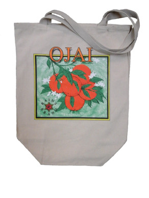 TOTE-OJAI Orange logo