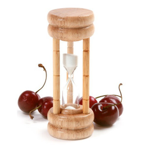 3 Minute Wood Timer