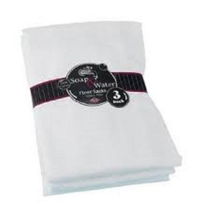 """RITZ"" Flour Sack Towels, 3 pc Set"