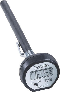 Digital Instant Read Thermometer #9840