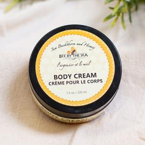 BEE BY THE SEA Body Cream-7.5oz jar