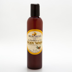 BEE BY THE SEA Body Wash, SLS FREE