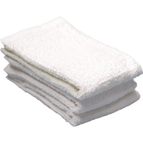 """""""RITZ"""" Bar Mop Towel, 3-pk, White"""