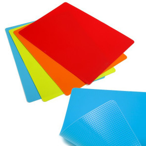 Gripping Cutting Mat, 4 pcs