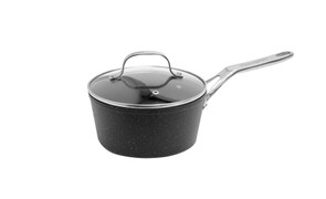 The Rock - 2 Qt Saucepan w\Glass Lid 060315