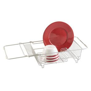 InterDesign Classico Over Sink Dish Drainer 60105