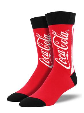 Men's Coca-Cola Socks MNC1559