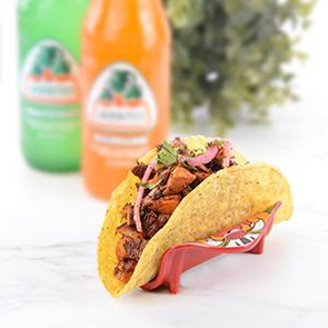 Taco Holder Red