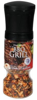 BBQ Grill Seasoning Gripper Grinder Mill