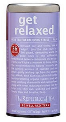 Get Relaxed - No.14 Tea for Relieving Stress-Republic of Tea
