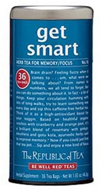 Get Smart - No.16 Herb Tea for Memory/Focus-Republic of Tea