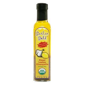 Meyer Lemon Vinaigrette-Garlic Gold