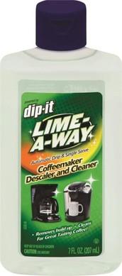 Dip-It Auto-Drip Coffeemaker Cleaner, 7 Oz