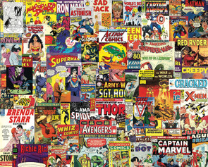 Boomers Favorite Comics Hart Puzzle By Stephen M. Smith