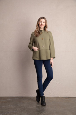 Women's Habitat Stand Collar Pocket Jacket