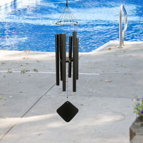 "Music of the Spheres Soprano 30"" Wind Chime"