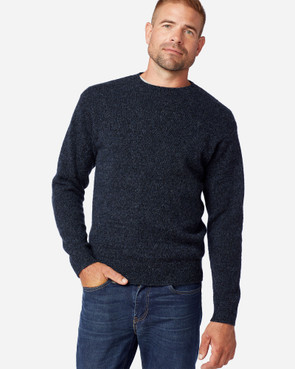 Men's Pendleton Shetland Washable Wool Crewneck