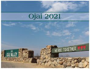 Ojai 2021 Calendar