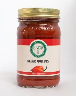 RAINS Habanero Pepper Salsa