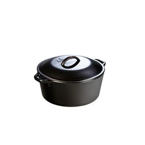 Lodge® 5 Quart Cast Iron Dutch Oven
