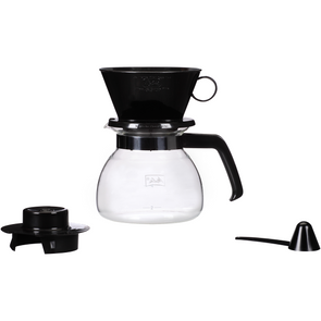Melitta Pour-Over Coffeemaker & Glass Carafe Set - 36oz