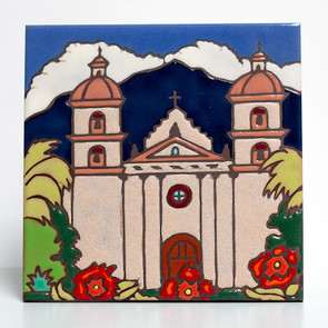 Santa Barbara, 10th Mission, Founded in 1786