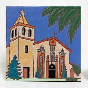 Santa Clara, 8th Mission, Founded 1777