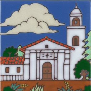 Santa Cruz 12th mission, founded in 1791