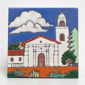 Santa Cruz, 12th Mission, Founded in 1791