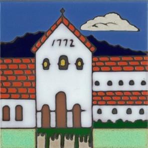 San Luis Obispo de Tolosa 5th mission, founded in 1772
